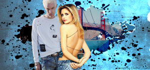 Buffy and Spike Banner