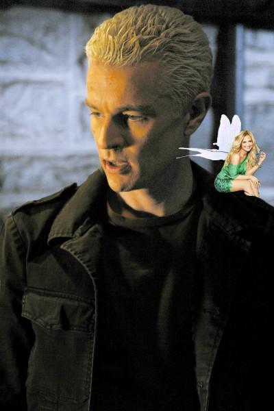Spike with Fairy Buffy